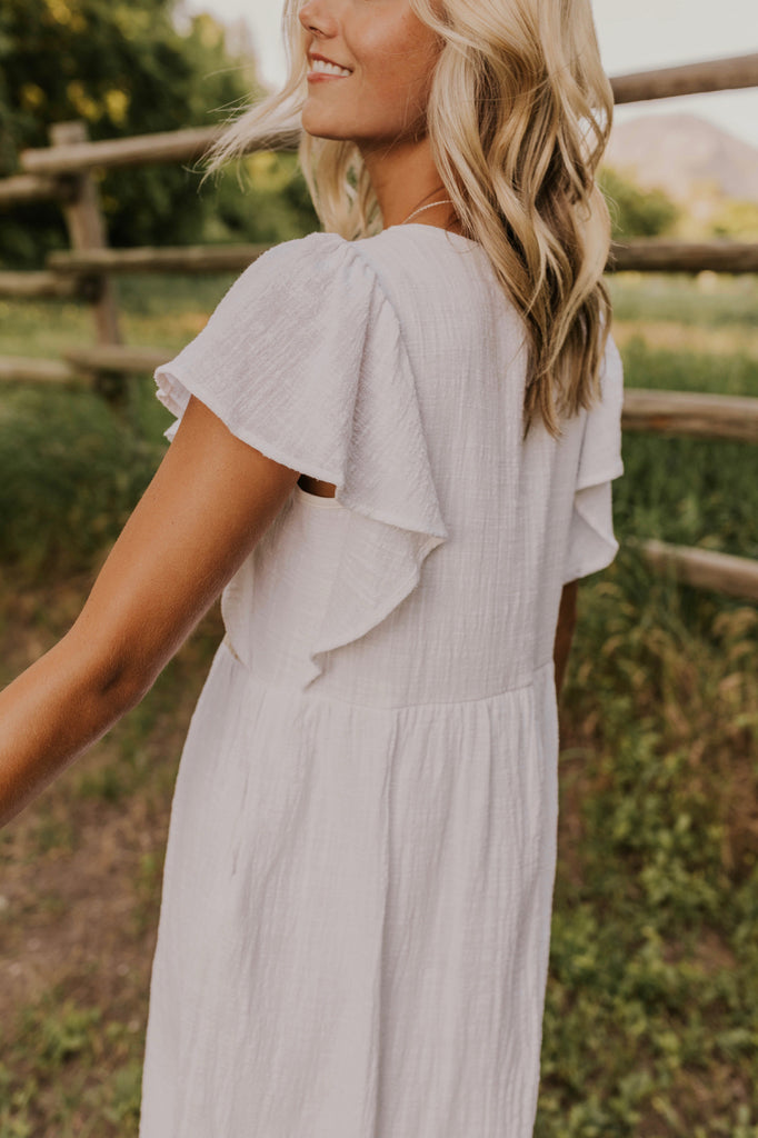 Women's Modest Summer Outfit Dresses | ROOLEE