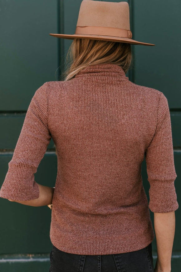Mauve Tops for Women | ROOLEE
