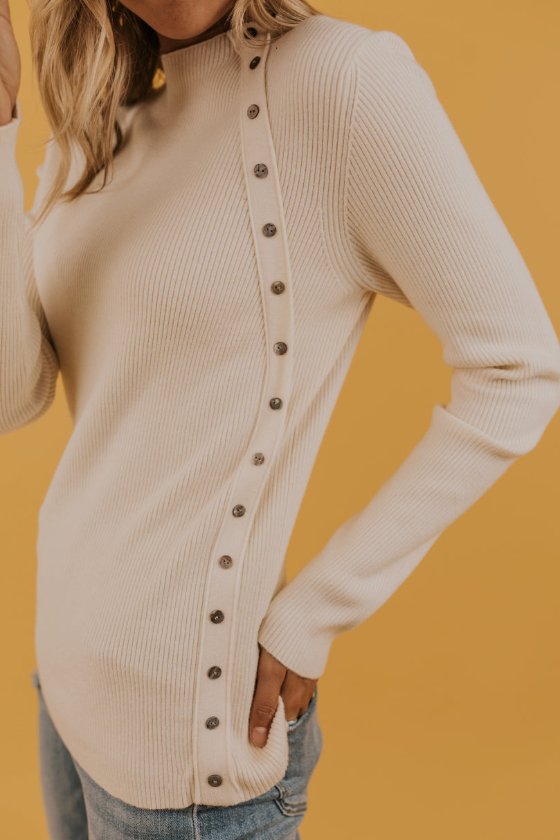 Long Sleeve Button Up for Women | ROOLEE