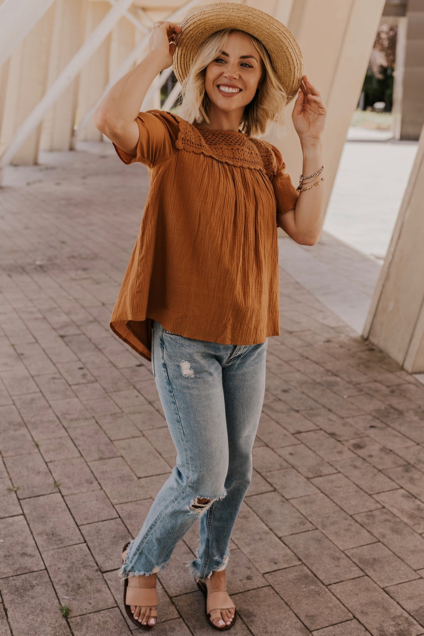 Cute Top for Women | ROOLEE