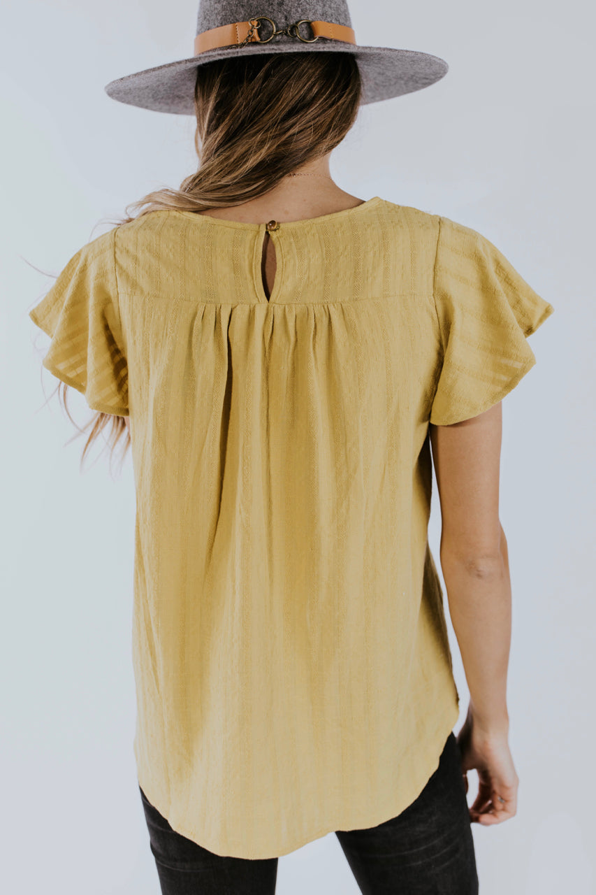 Key Hole Back Babydoll | ROOLEE