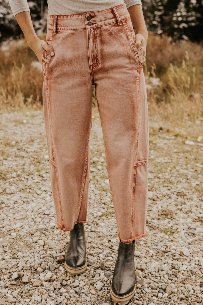 Relaxed Fit Jeans | ROOLEE