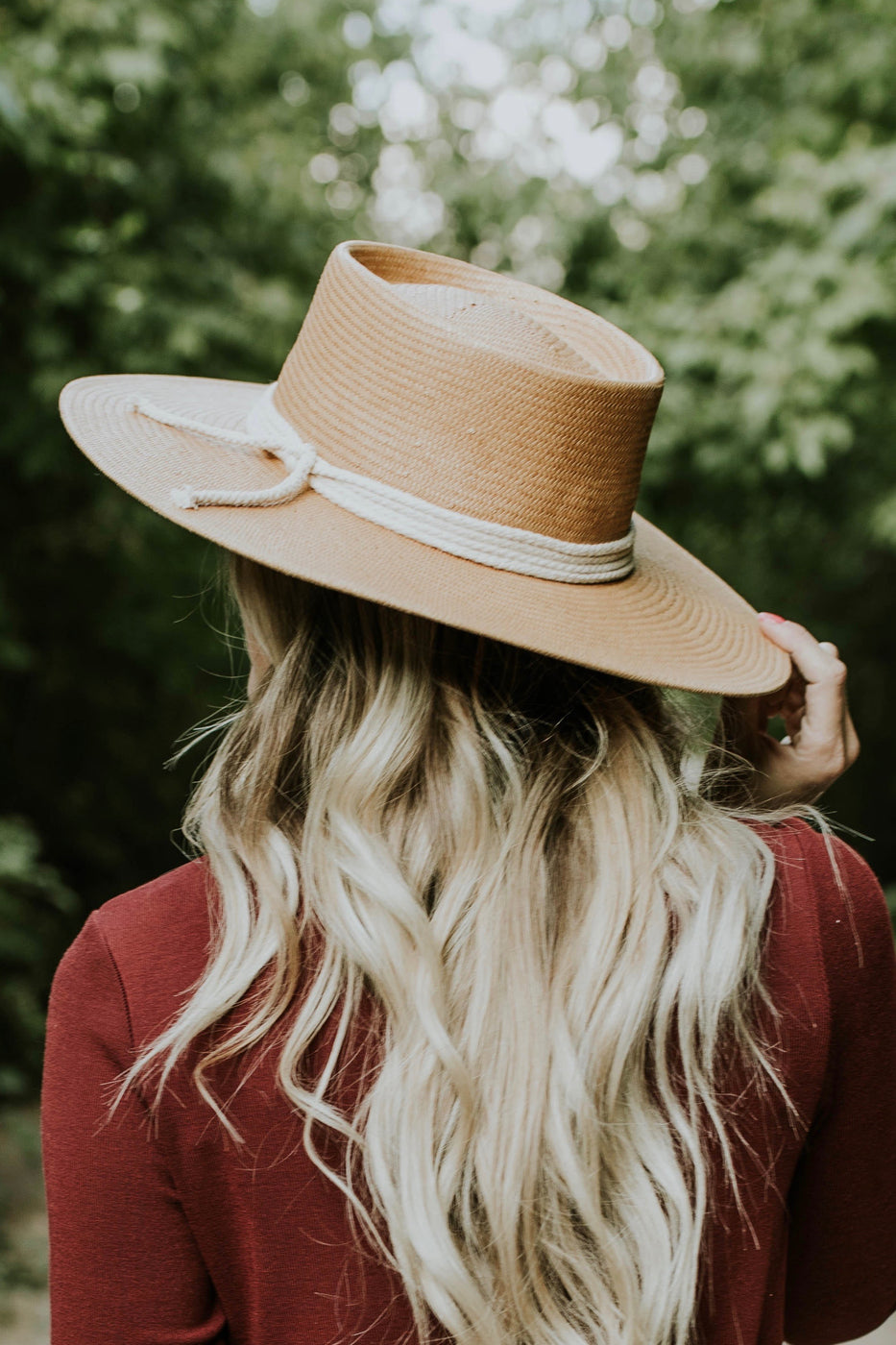 Fashionable Straw Hats | ROOLEE