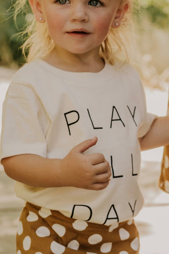 Play All Day Tee