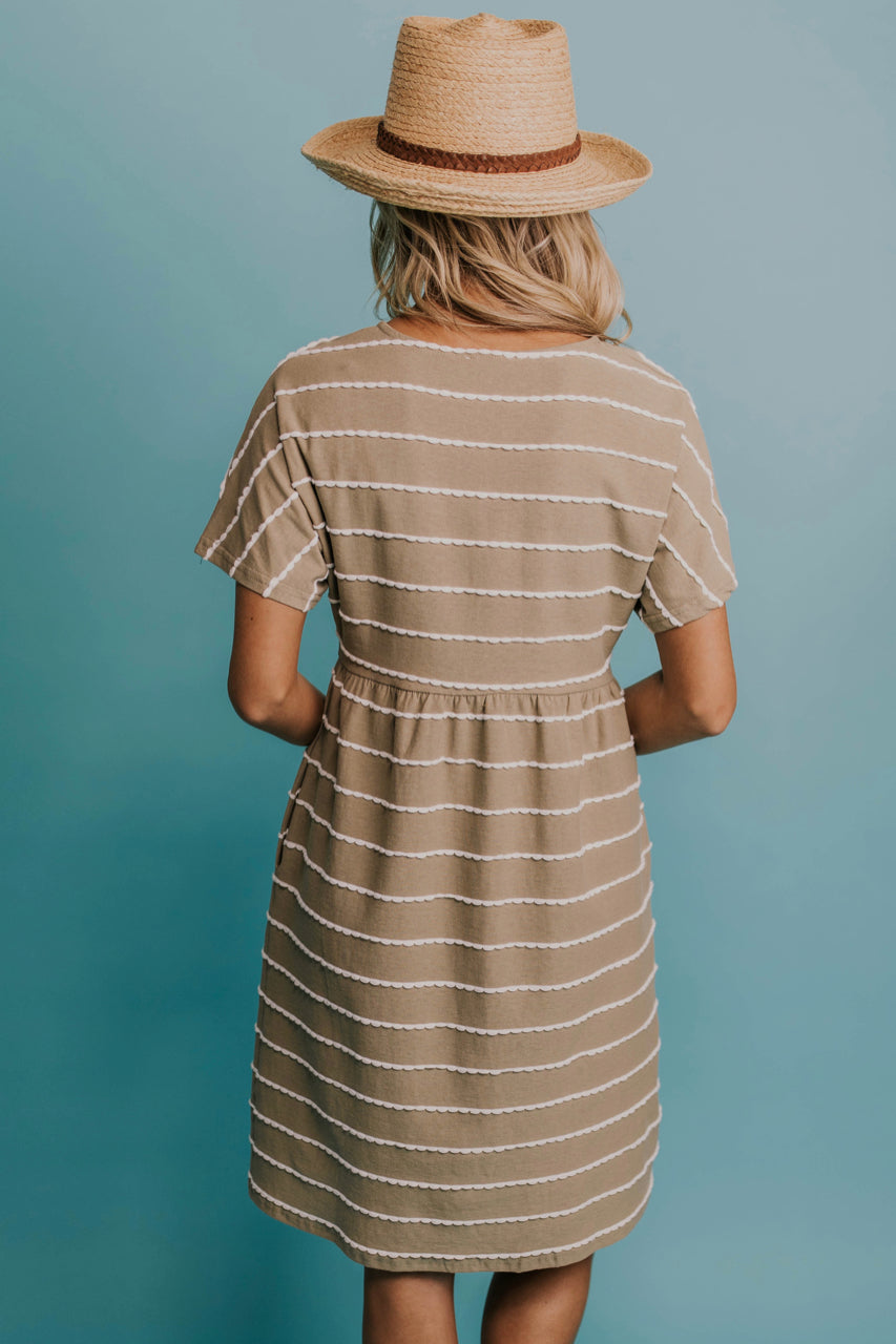 Olive Everyday Dress | ROOLEE