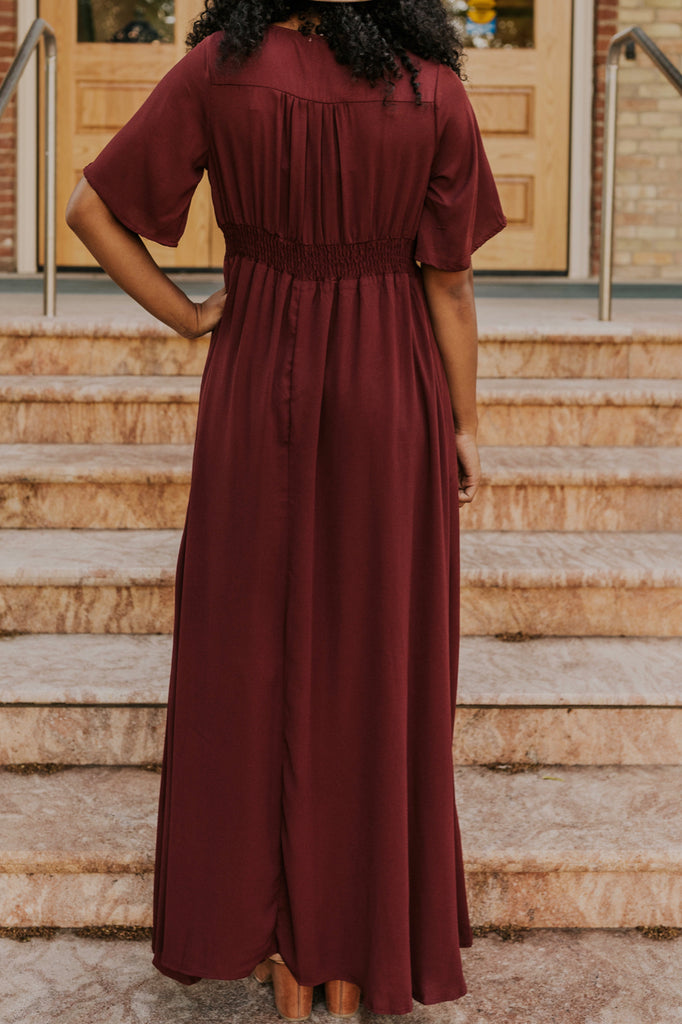 Floor Length Dresses for Women | ROOLEE