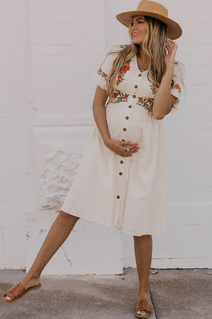 Trendy Maternity Dresses | ROOLEE