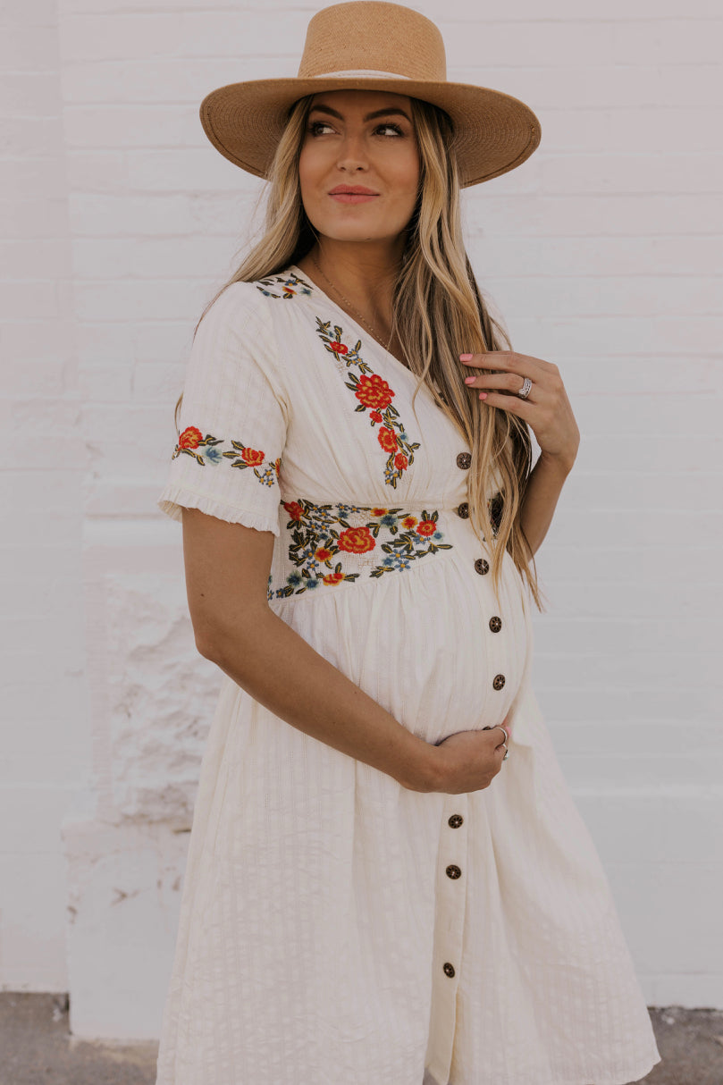 Nursing Friendly/ Maternity Friendly Dresses | ROOLEE