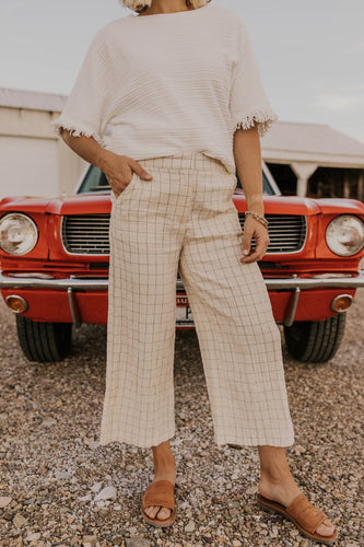 Lightweight Cotton Pants | ROOLEE