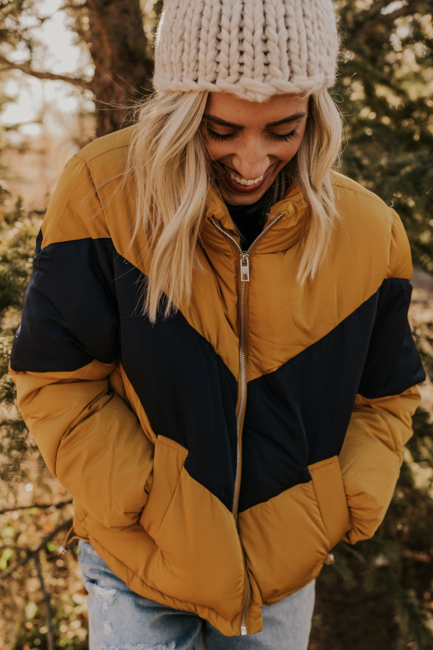 Puffy Jacket | ROOLEE
