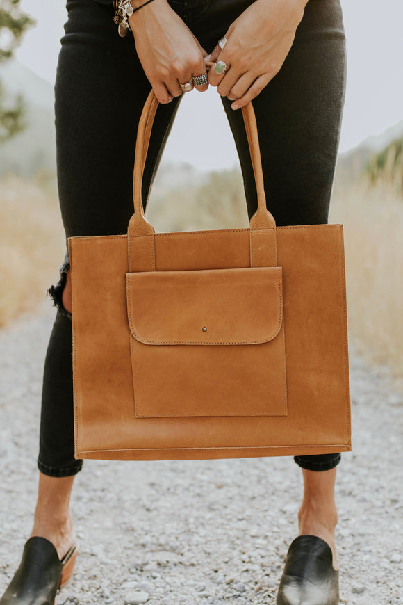 Mare Pocket Tote | ROOLEE