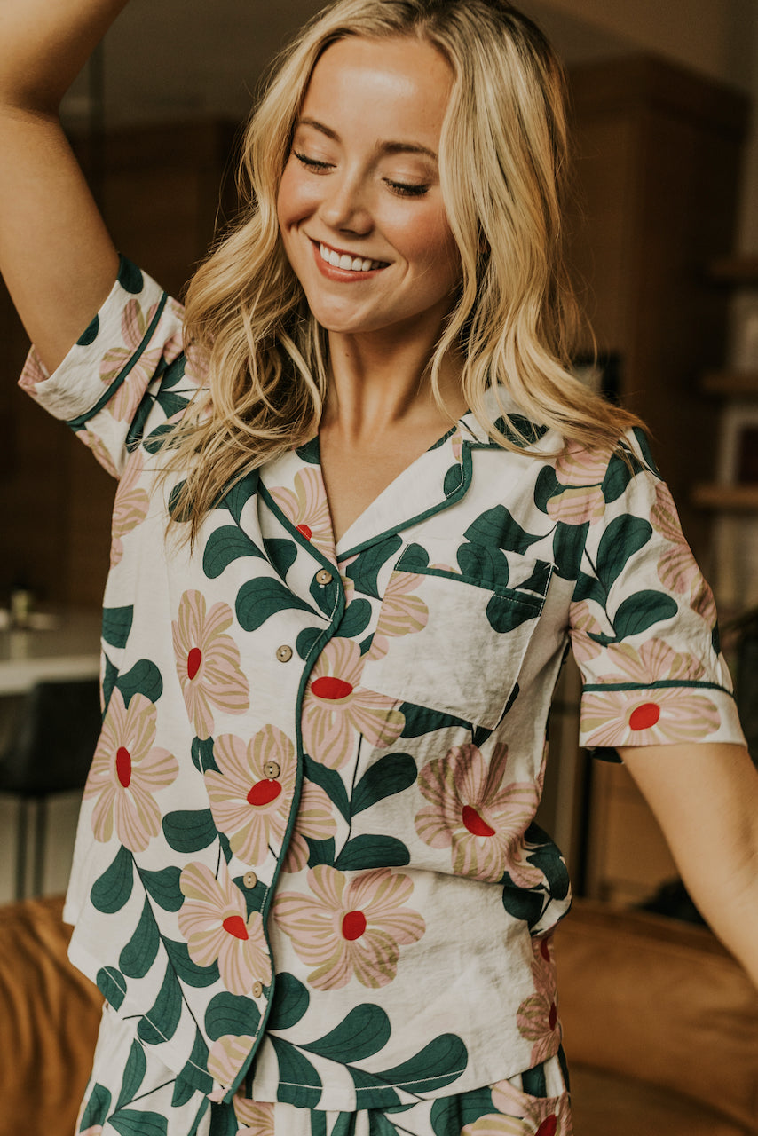 Cute Pajamas For Women | ROOLEE