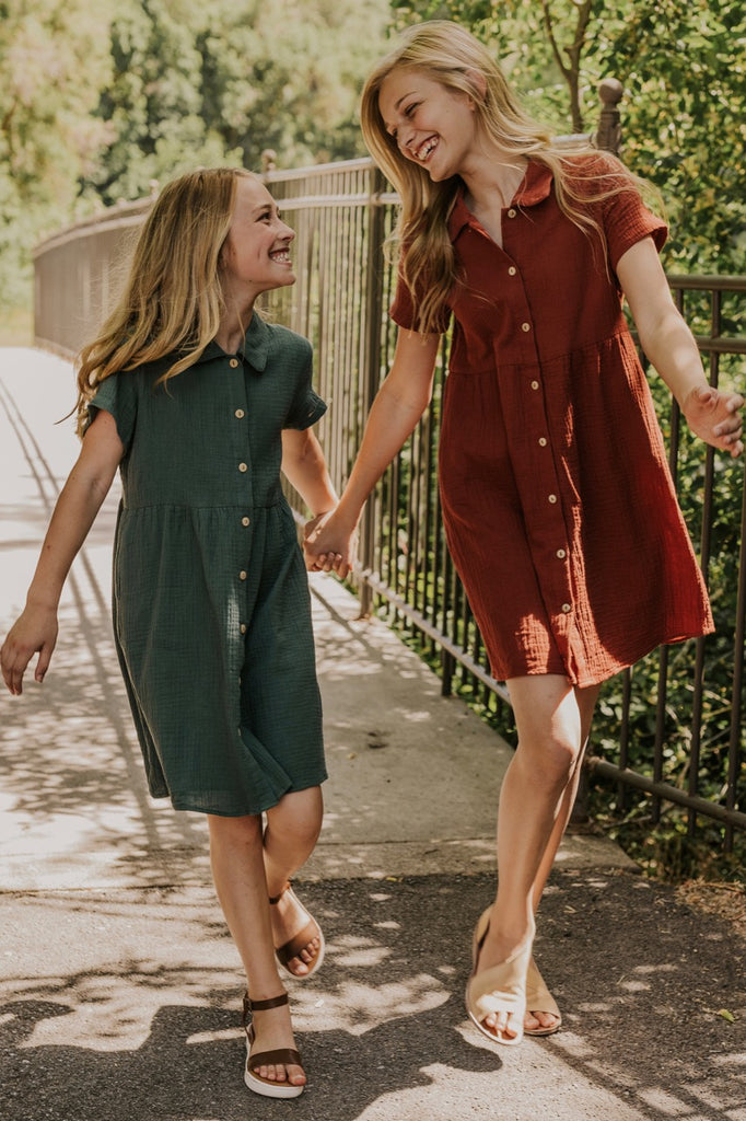 Fall Girls Dresses | ROOLEE