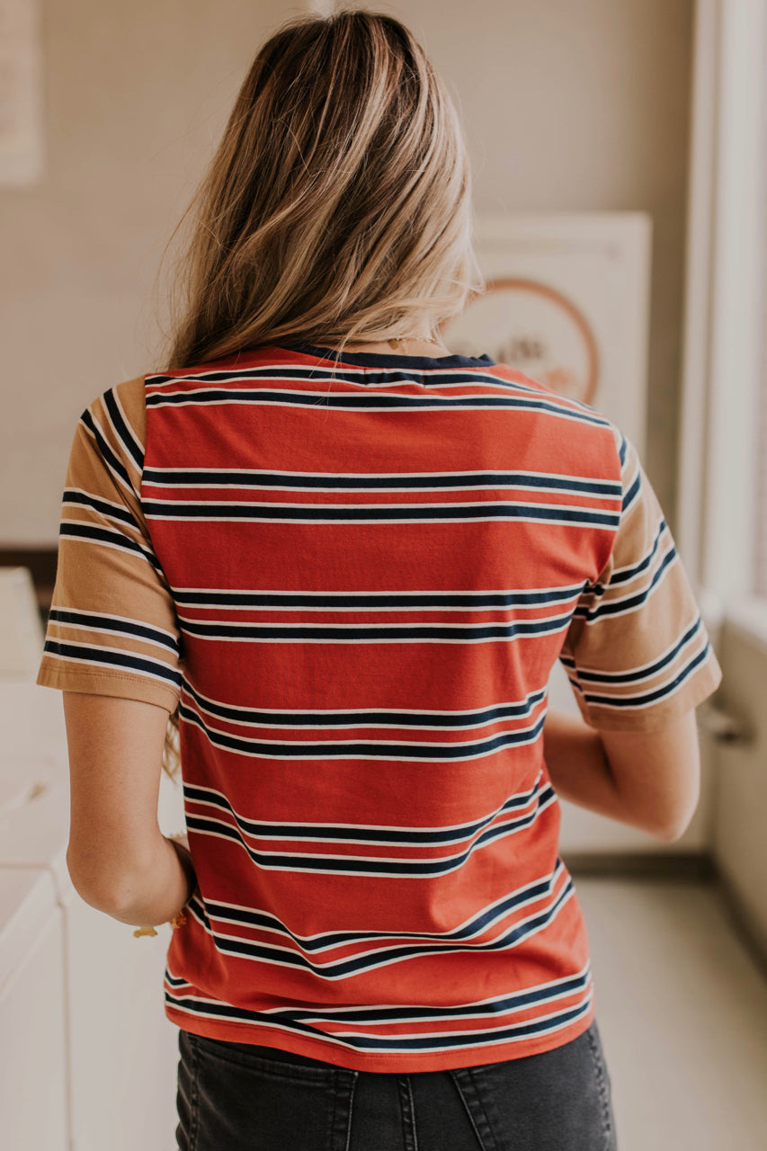 Striped Tee | ROOLEE