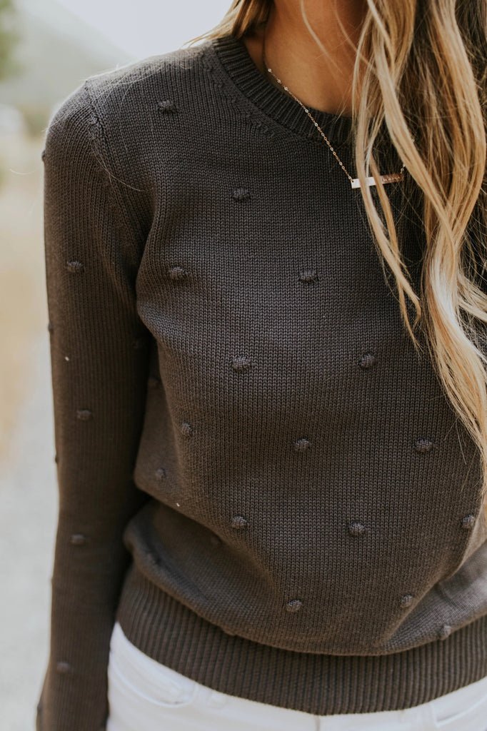 Meadowbrook Detail Sweater