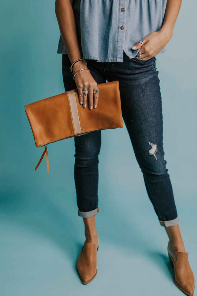 Easy Simple Clutch | ROOLEE