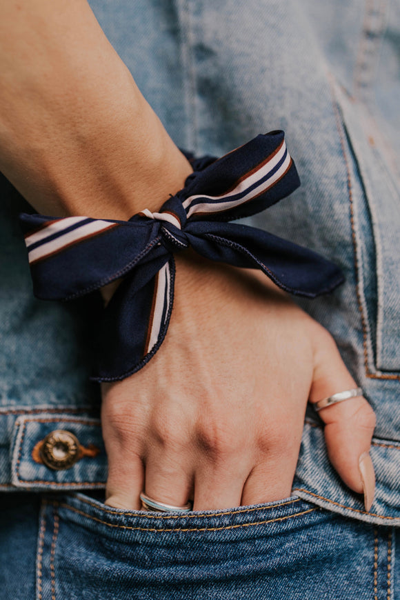 Bow Scrunchie | ROOLEE