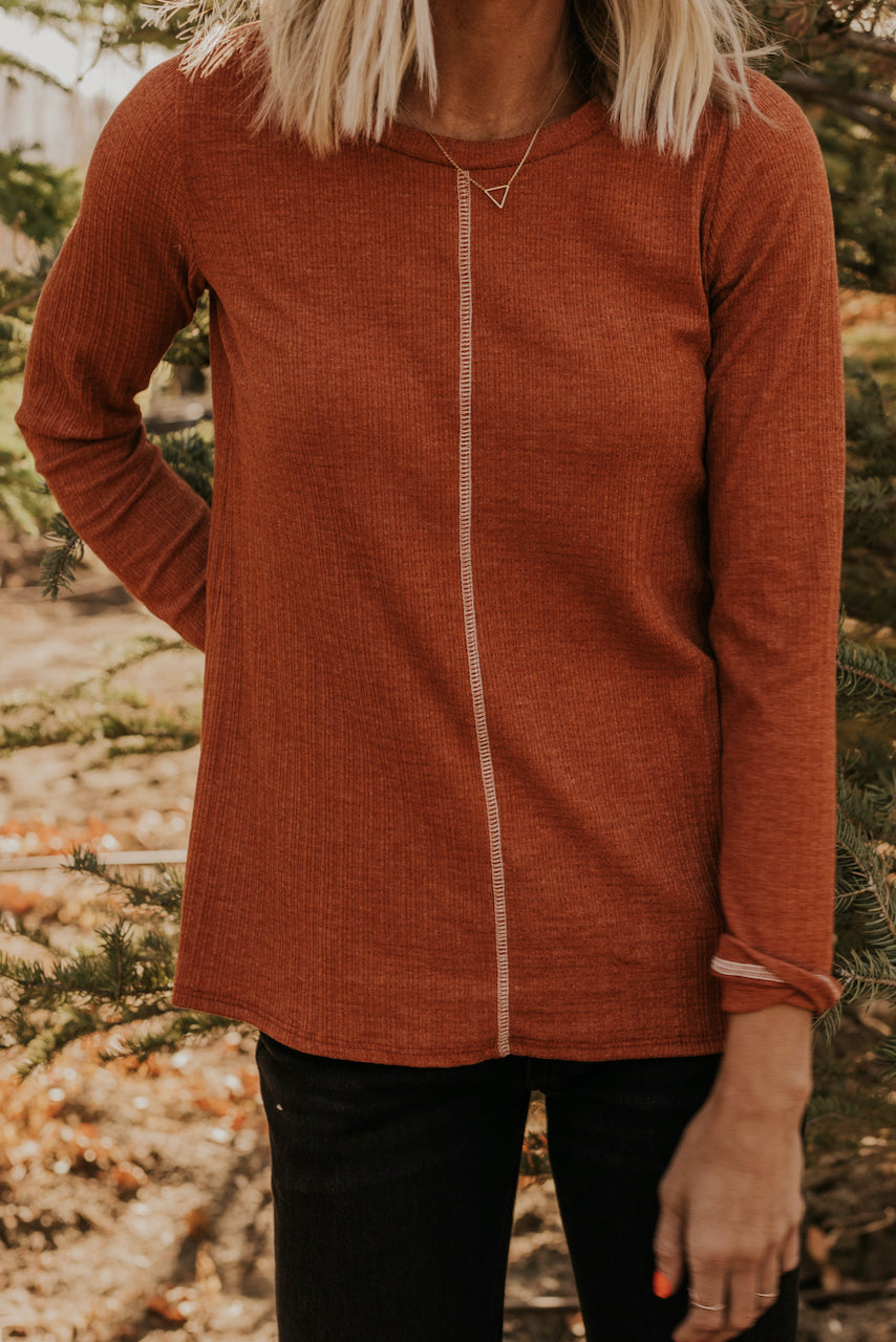 Layering Tees for Winter | ROOLEE
