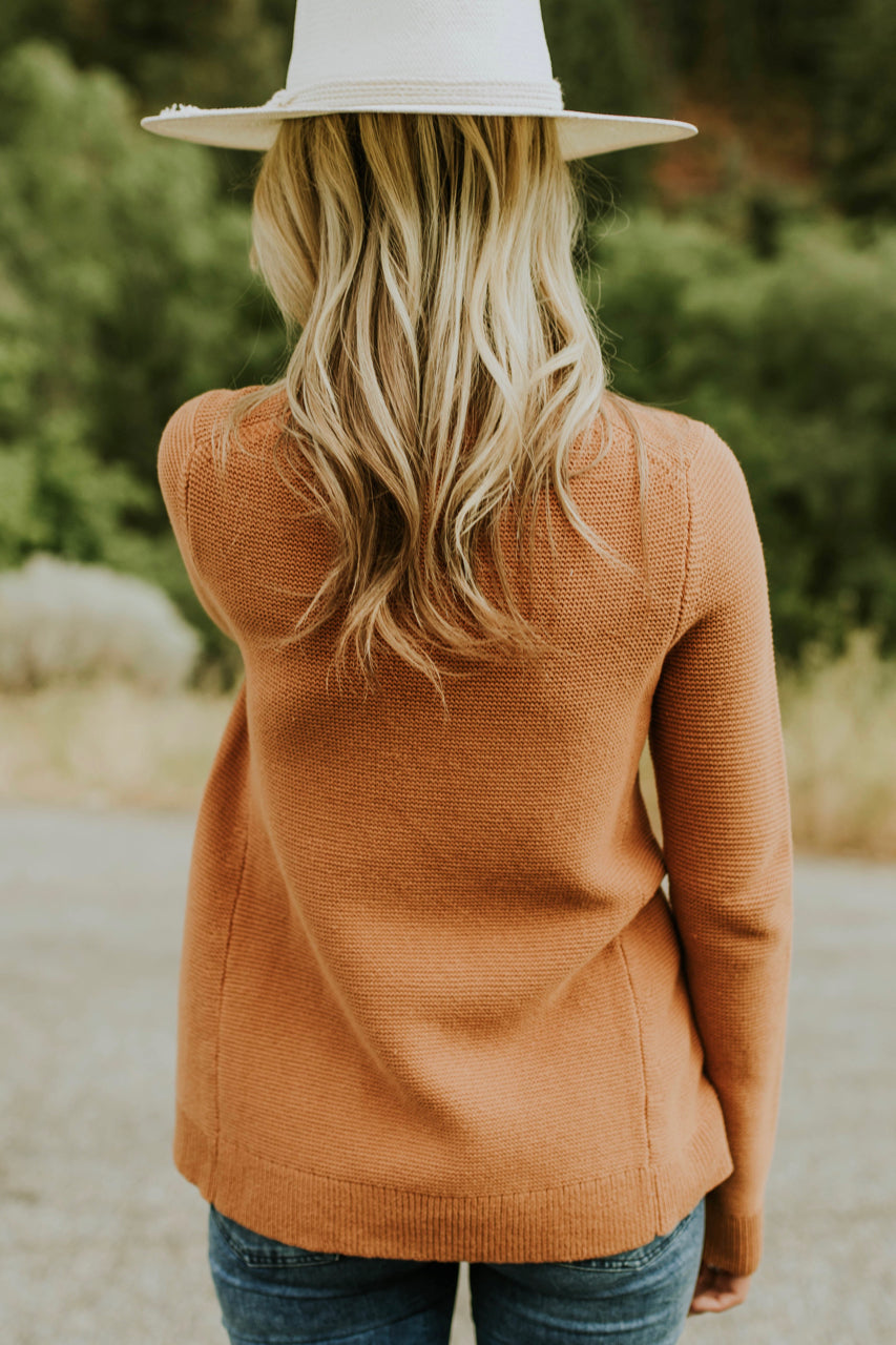 Loose Knit Sweater Fall 2018 | ROOLEE
