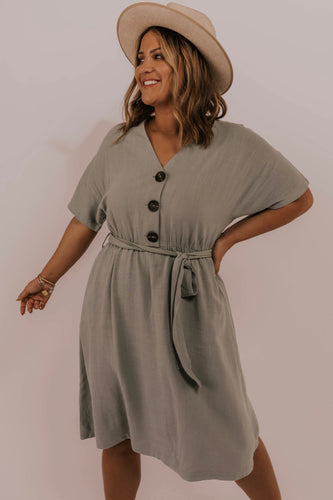 Modest Nursing Friendly Dress | ROOLEE