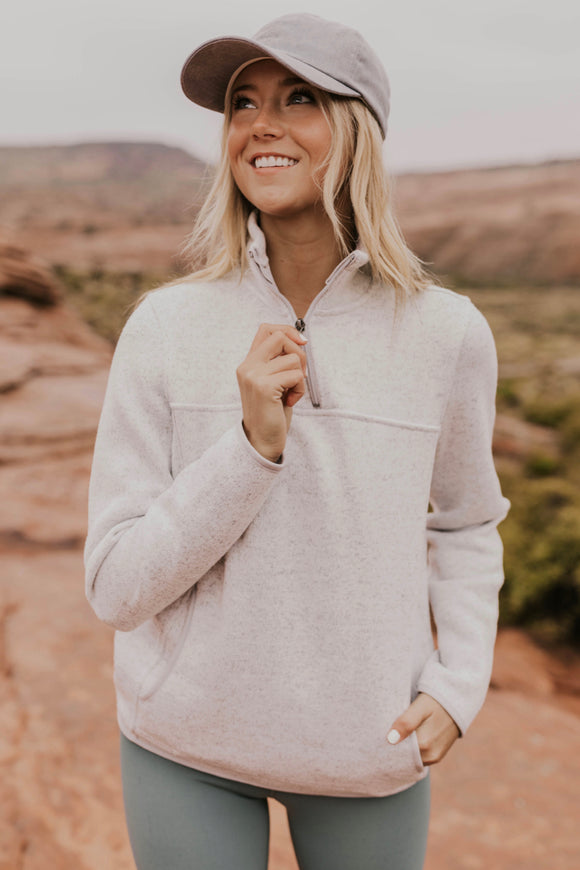 Spring Pullover | ROOLEE