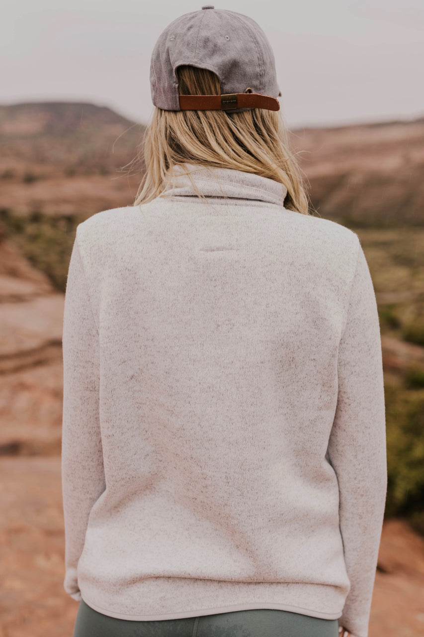 Workout Pullover Adventure Jacket | ROOLEE