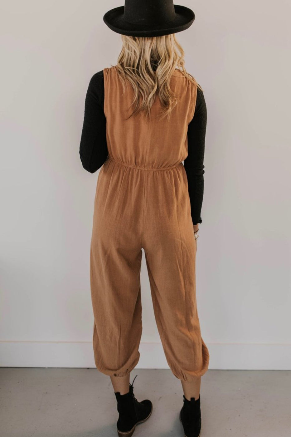 Winter Jumpsuit Outfit | ROOLEE