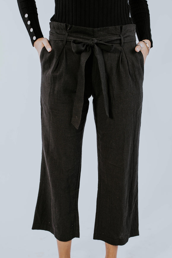 Forever Young Plaid Pant | ROOLEE