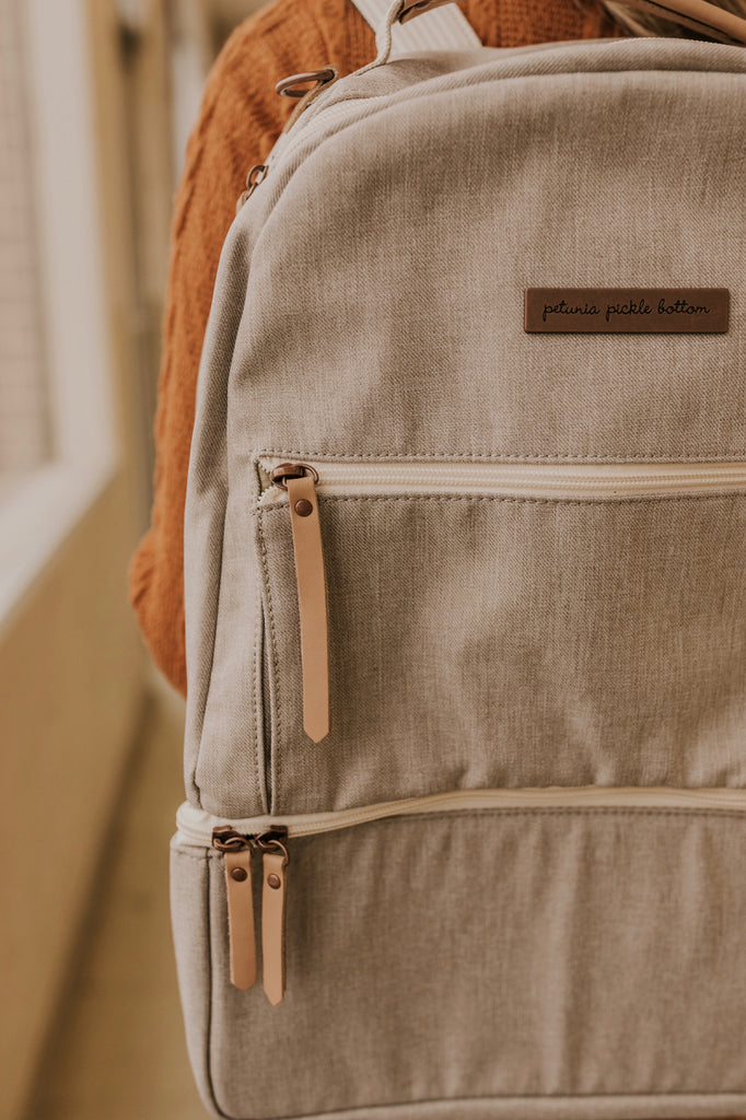 Diaper Backpack | ROOLEE