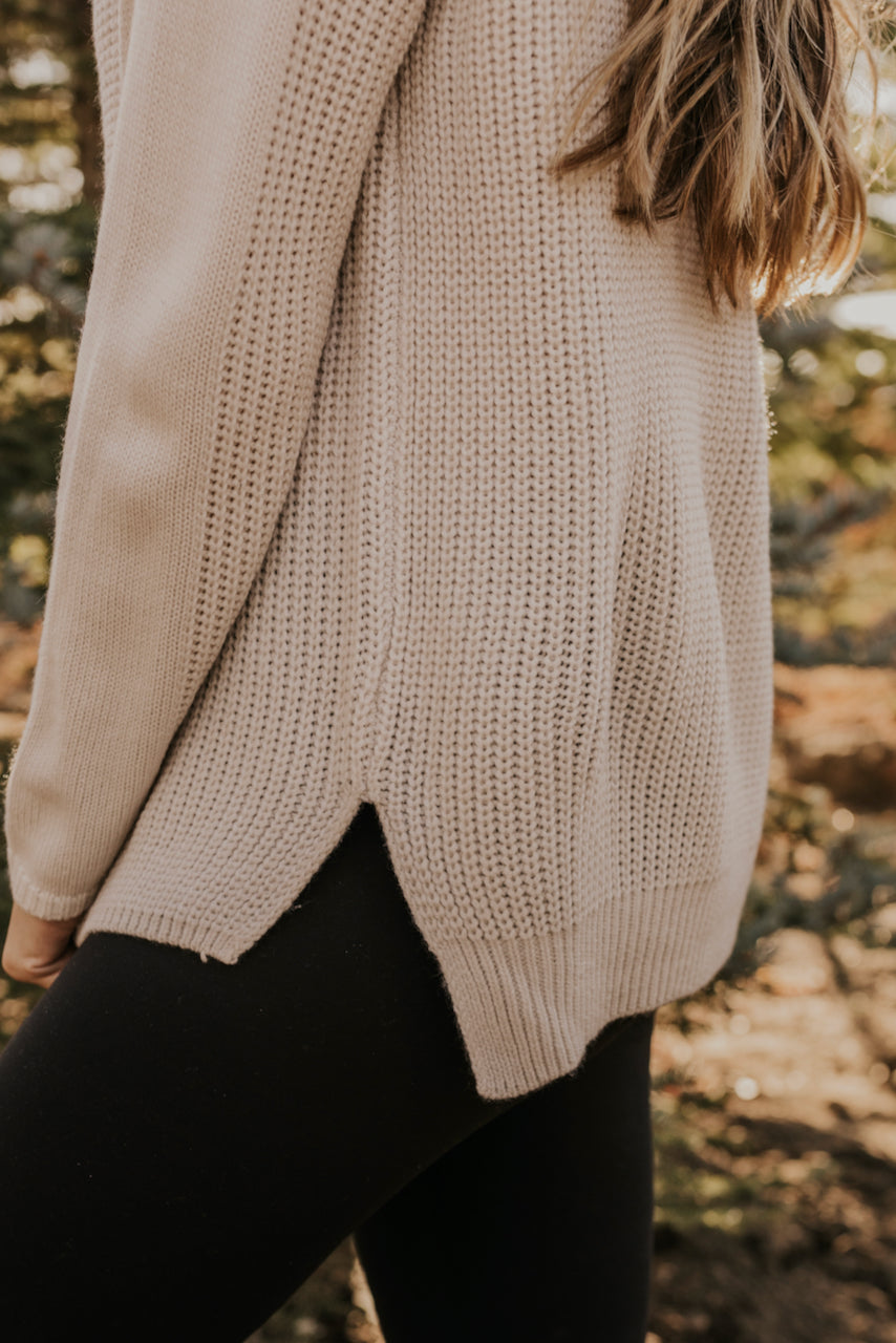 Petra Detail Sweater