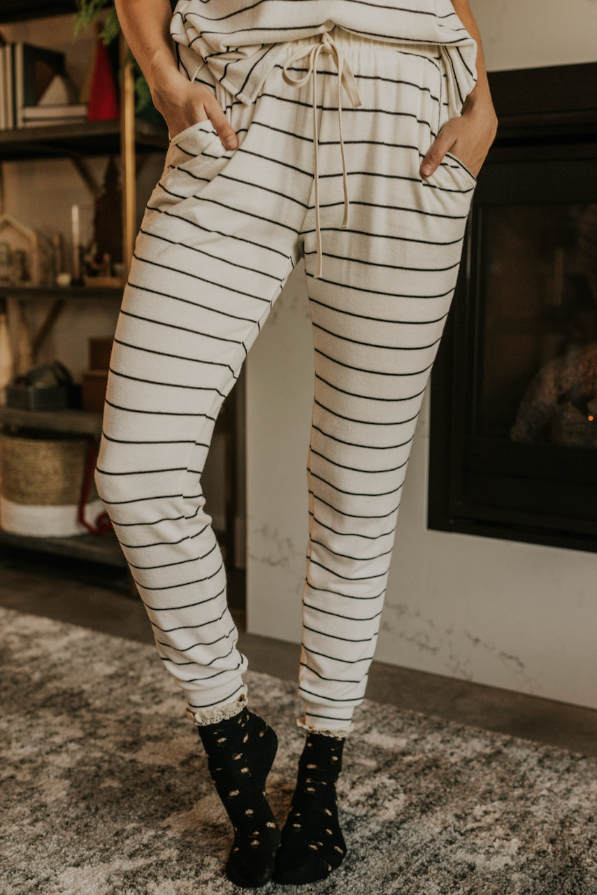 White Minimal Pajamas for the Modern Woman | ROOLEE