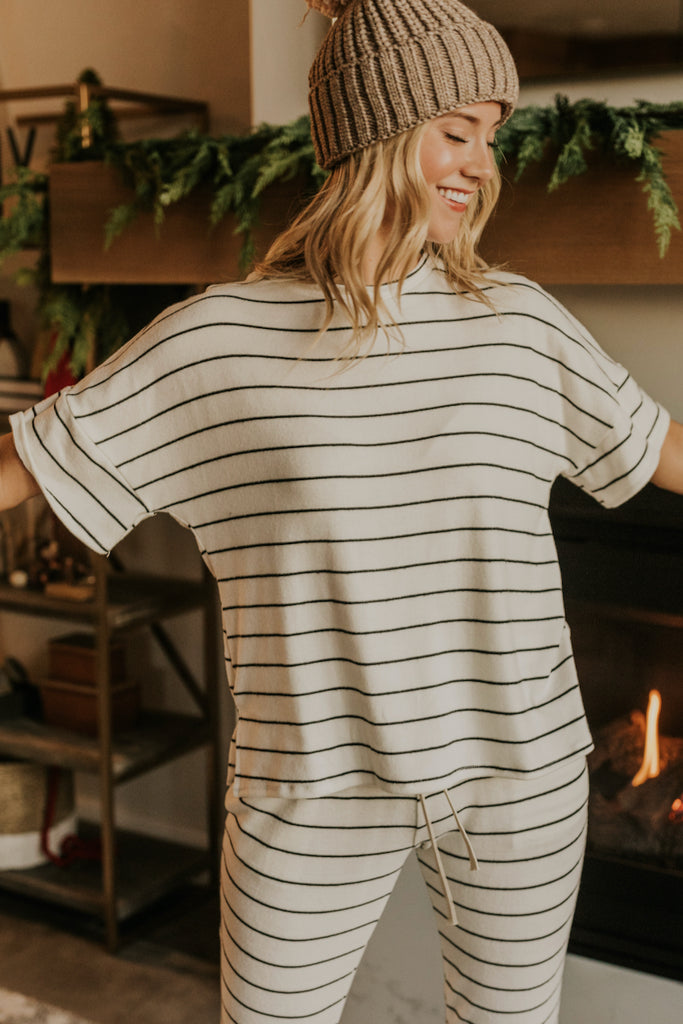 Lazy Days and Loungewear Outfits for Winter | ROOLEE