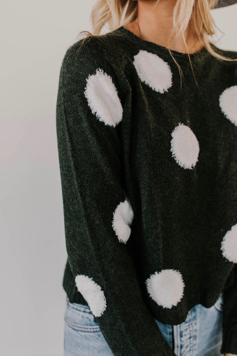 Olive Sweater | ROOLEE