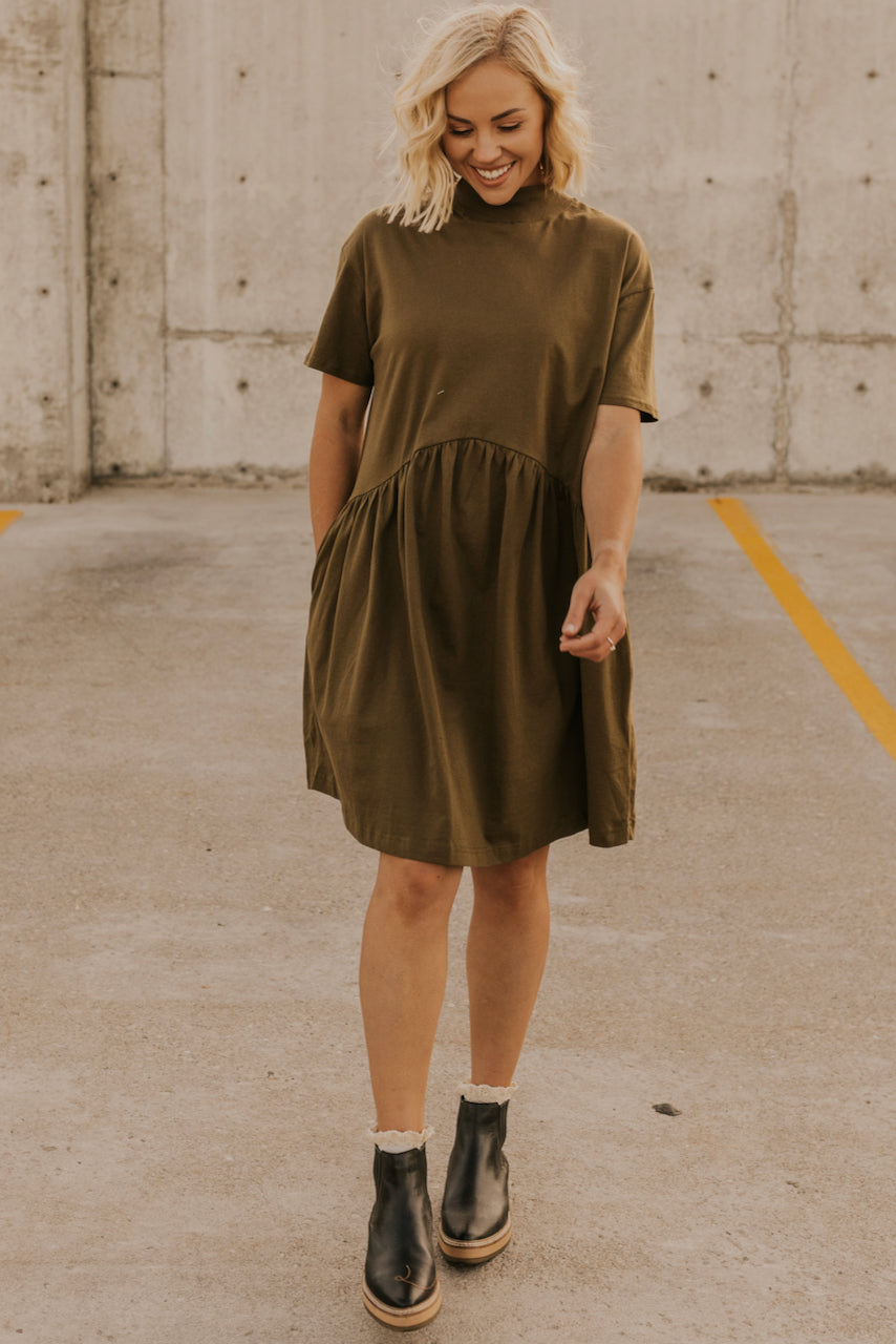 Simple Dresses for Fall | ROOLEE