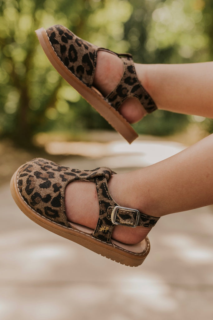 Leopard Baby Shoes | ROOLEE