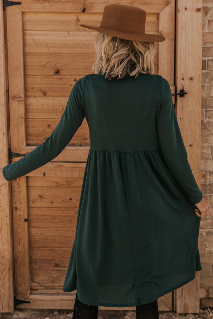 Long Sleeves Dresses For Winter | ROOLEE