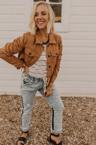 Denim Jacket Outfit Ideas | ROOLEE