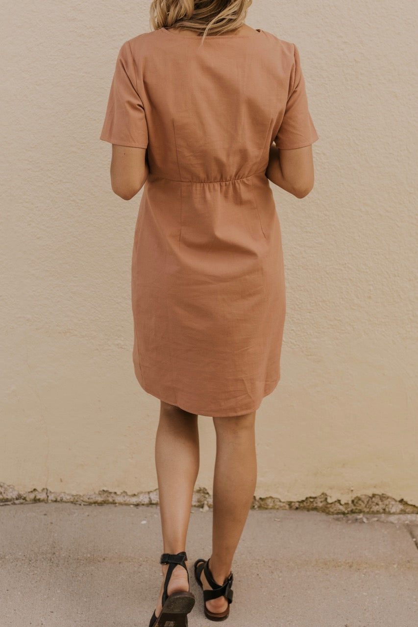 Simple Spring/Summer Dress | ROOLEE