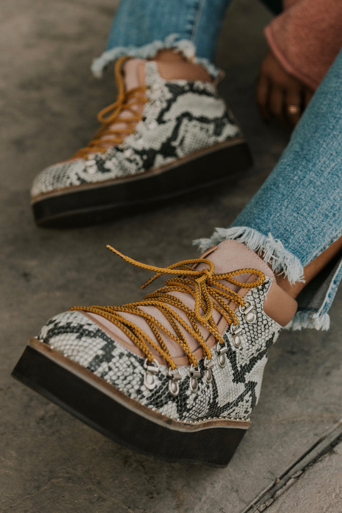 High Top Boots | ROOLEE
