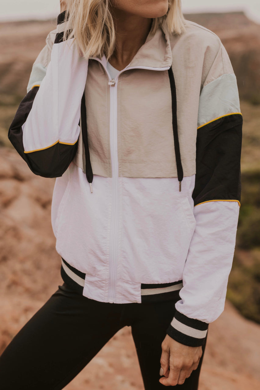 Everest Colorblock Jacket