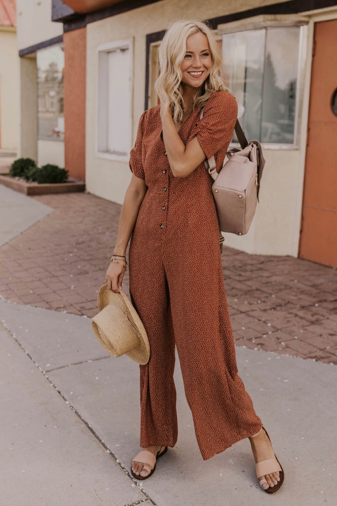 Women's Summer Jumpsuit | ROOLEE