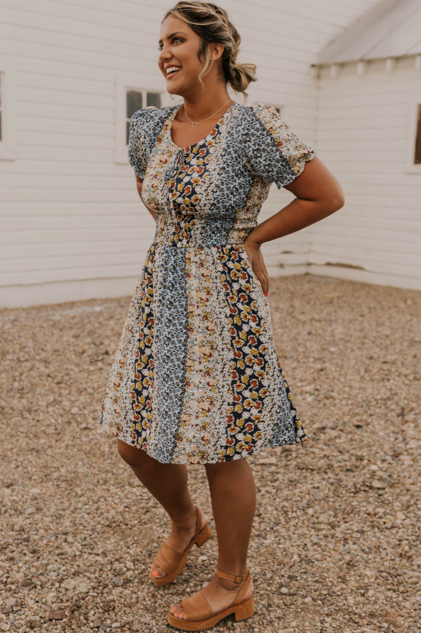 Modest Floral Dresses for Women | ROOLEE