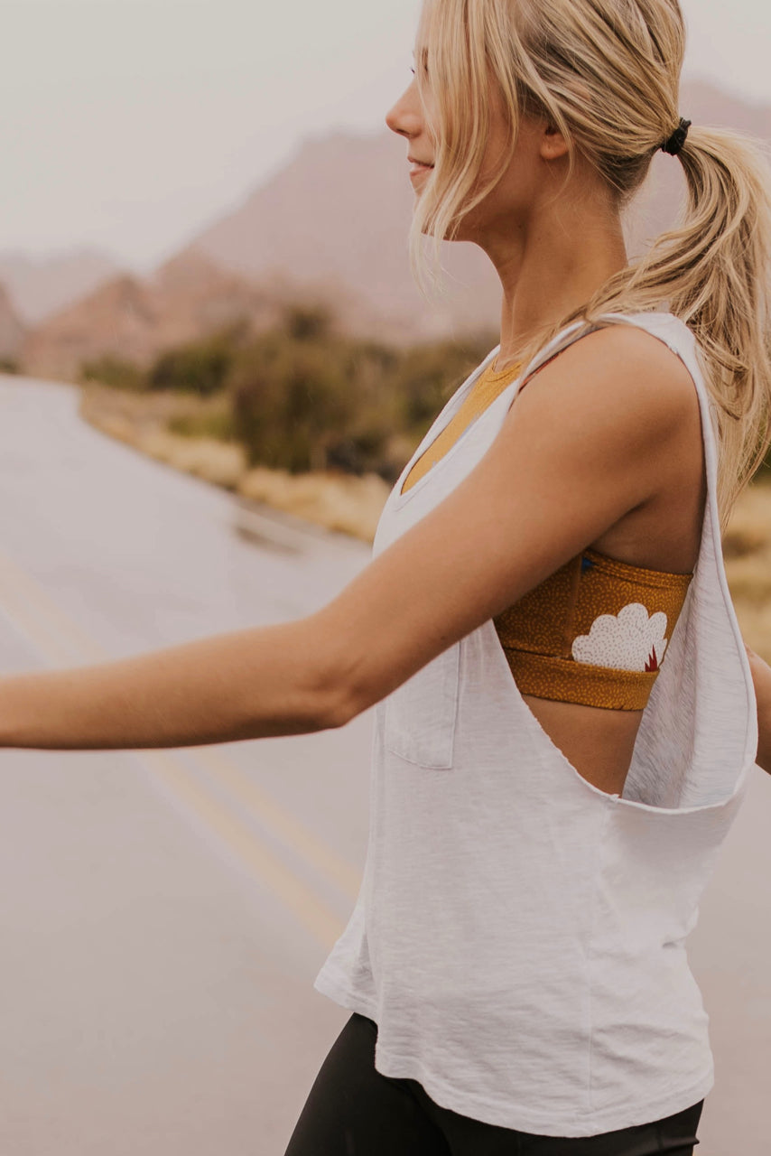 Tank Tops For Women | ROOLEE
