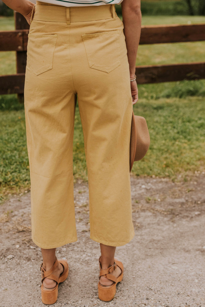 Straight Leg Trousers | ROOLEE