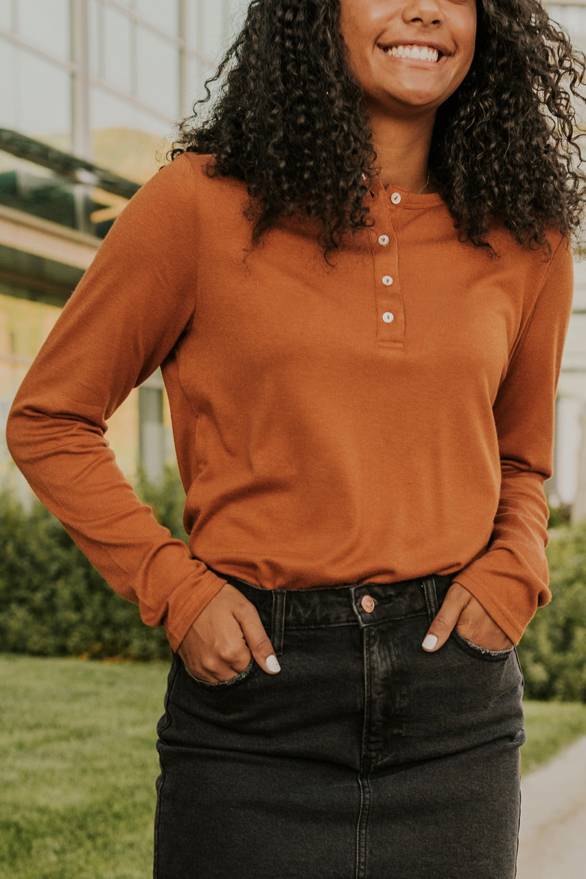 Nursing Friendly Blouse | ROOLEE