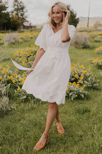 White Dress Spring/Summer | ROOLEE