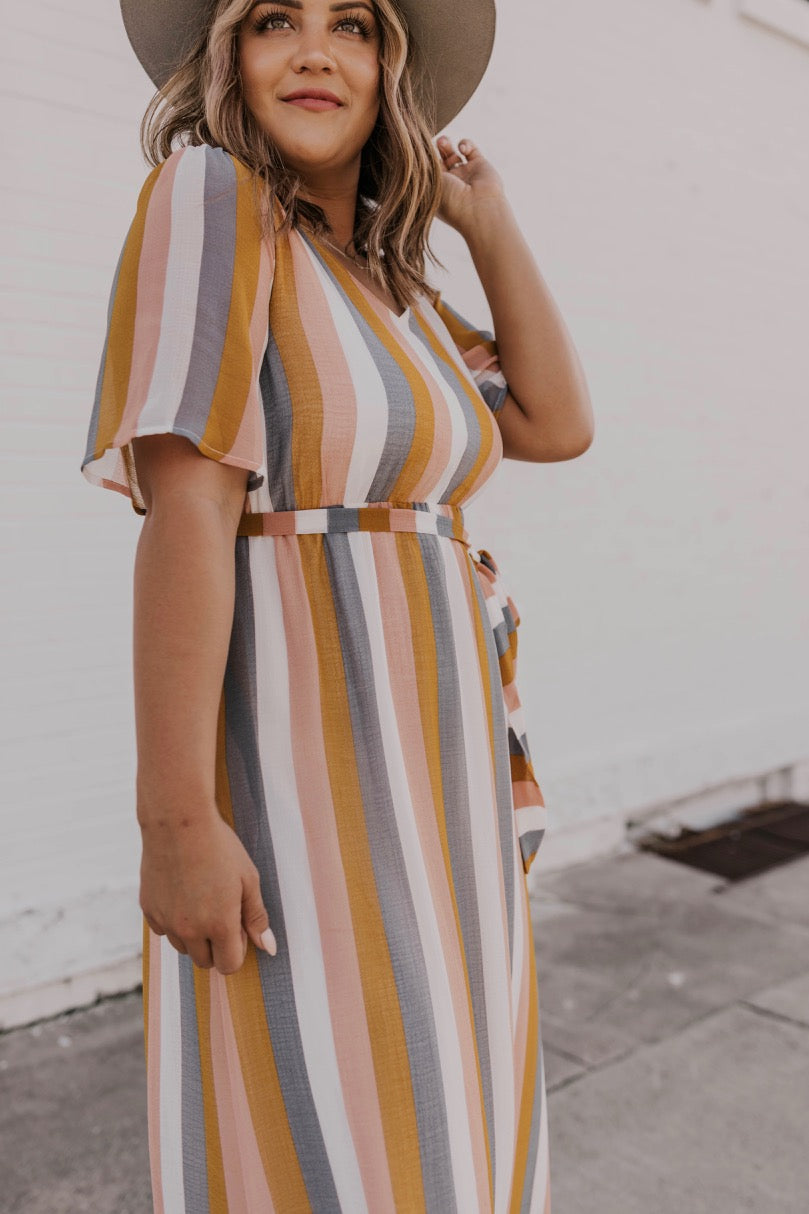 Modest Women's Maxi Dress | ROOLEE