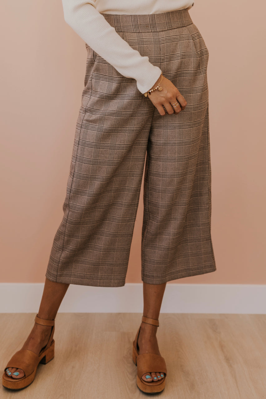 Cropped Pants | ROOLEE