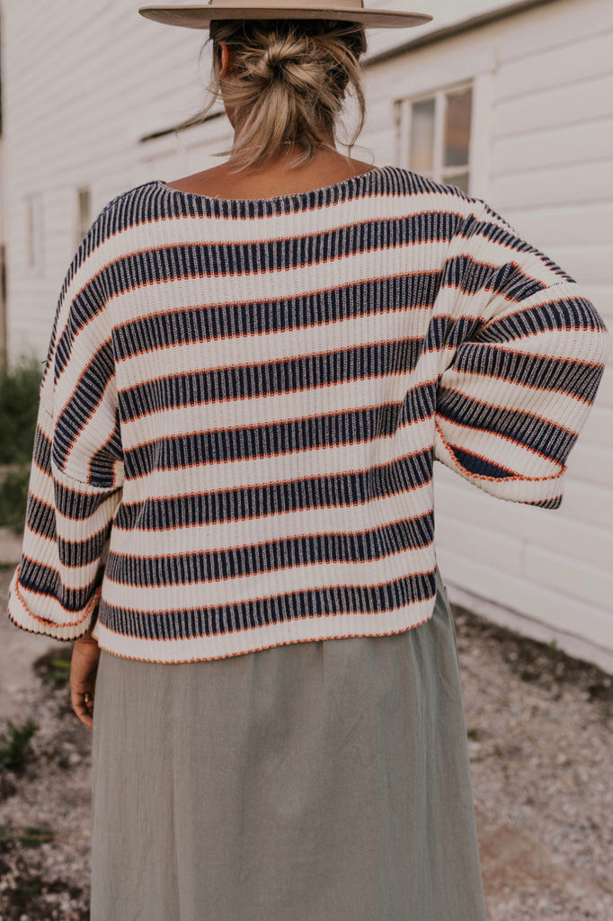 Striped Tees | ROOLEE