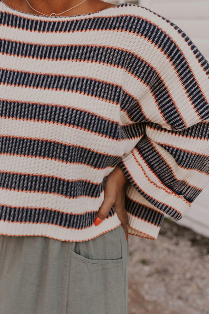 Striped Sweaters | ROOLEE